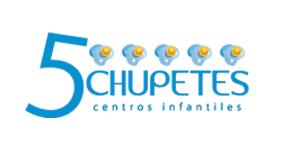Logo Guardería en Málaga 5 chupetes