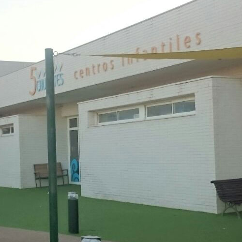 Guardería en Málaga Nostrum 5 chupetes