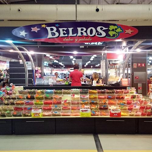 Tienda Belros en Málaga
