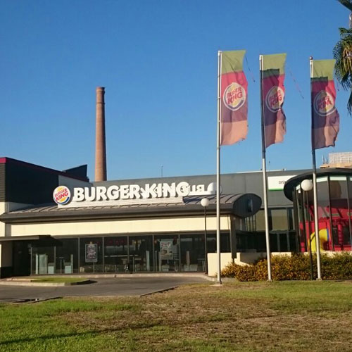 Burger King en Málaga Nostrum