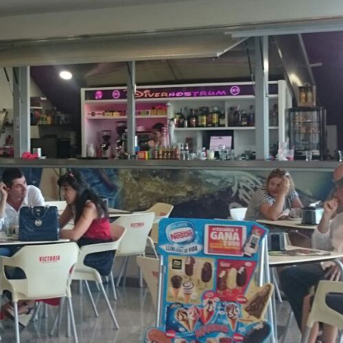 Divernostrum Café en Málaga