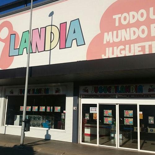 Juguetilandia, tu tienda de juguetes en Málaga