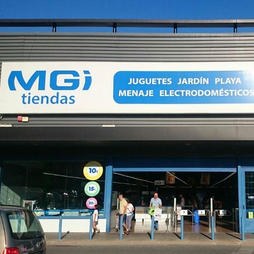 Tienda MGI Málaga