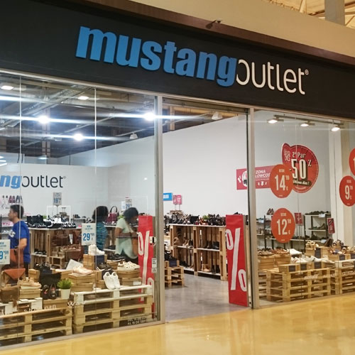 Mustang Outlet Málaga