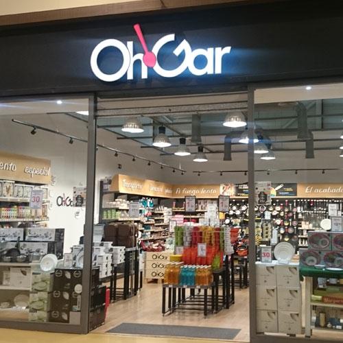 Tienda OhGar, Outlet Menaje
