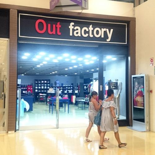 Out Factory, Tienda Moda Málaga