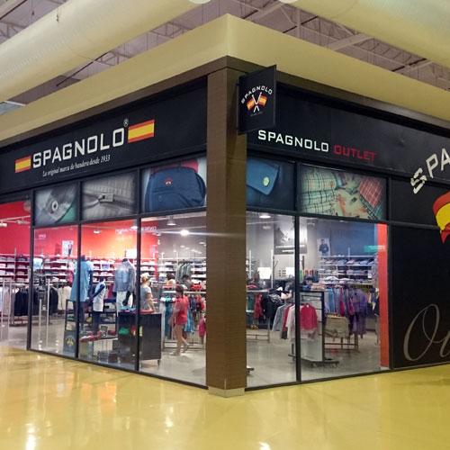 Tienda Spagnolo Outlet Málaga
