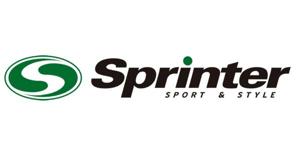 Logo Sprinter, Zapatillas y ropa deportiva