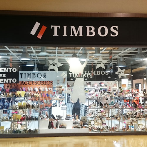 Zapatería Timbos en Málaga
