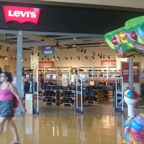 Tienda Levis Málaga