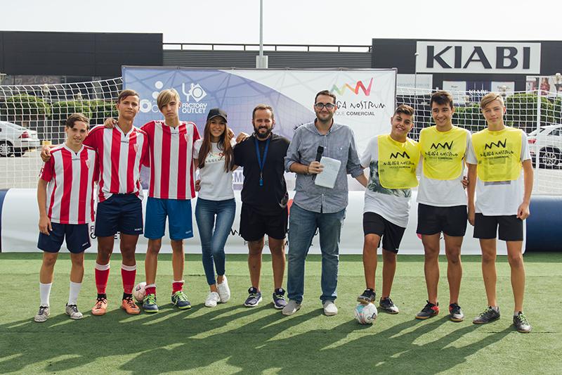 Imagen inicial, fotos torneos de fútbol 3x3 Málaga Nostrum