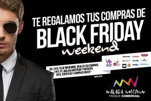 Tus compras te pueden salir gratis durante el Black Friday Weekend 2017