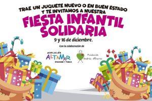 Los próximos 9-16 de diciembre tenemos una recogida de juguetes en Málaga Nostrum