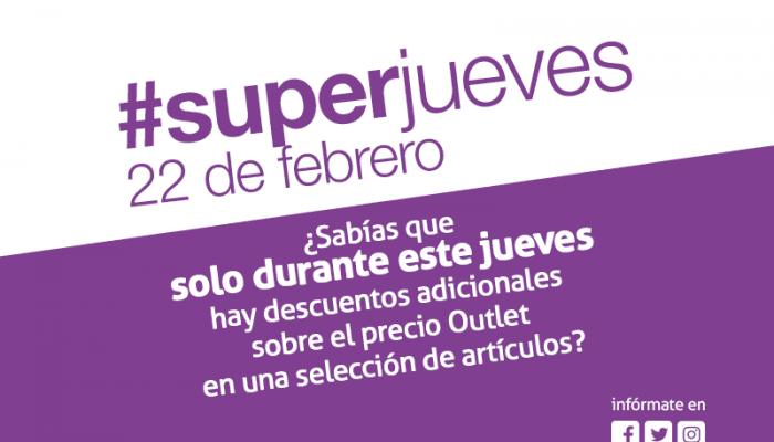 Vuelve el Superjueves a Factory Málaga