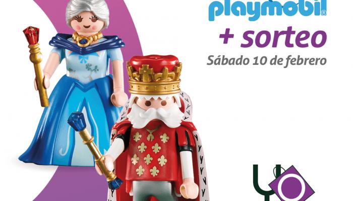 Playmobil Málaga, febrero 2018