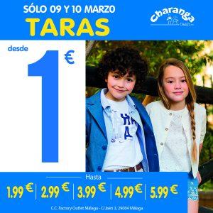 Mercadillo Taras Charanga en Málaga