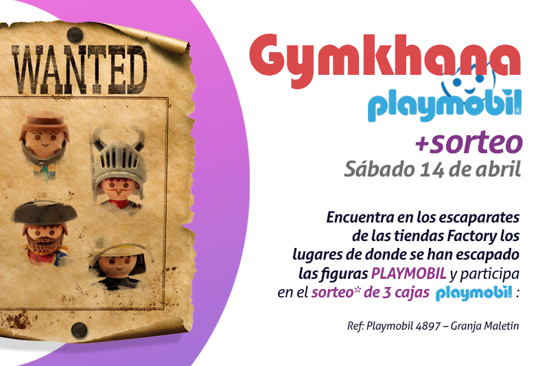 el sábado 14/04 tenemos exposición playmóbil en málaga nostrum con gymkhana