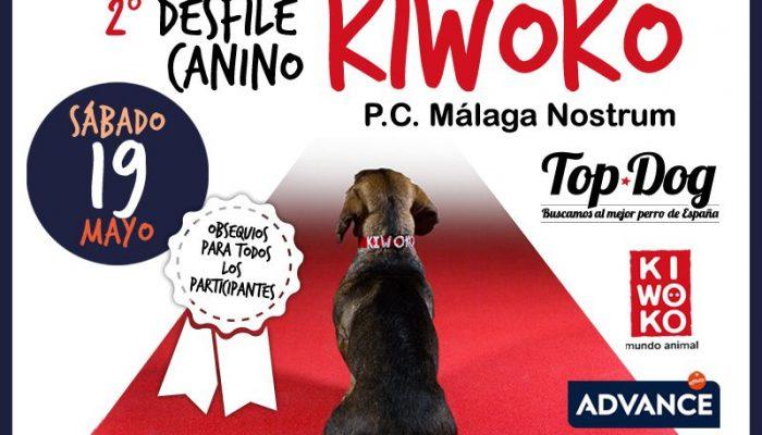 no te pierdas el desfile canino málaga de Kiwoko