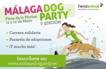 Malaga Dog Party
