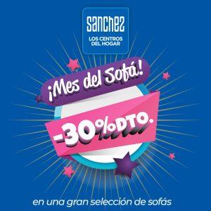 Oferta Sanchez Hogar