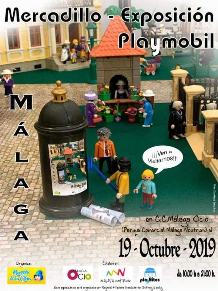 Mercadillo Playmobil