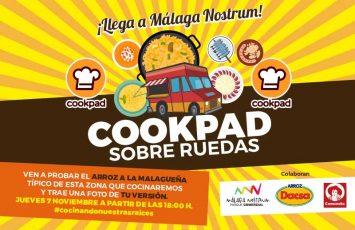 Cookpad en Málaga Nostrum