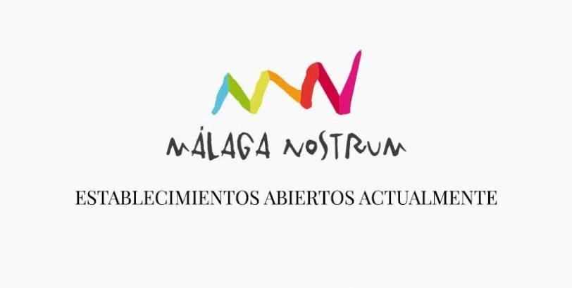 Establecimientos abiertos en Málaga Nostrum