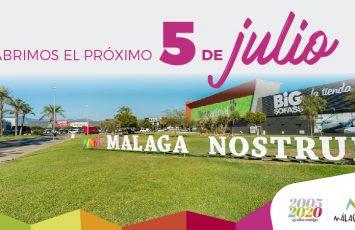 Málaga Factory - Apertura 5 de julio
