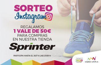 Sorteo Sprinter Málaga Nostrum