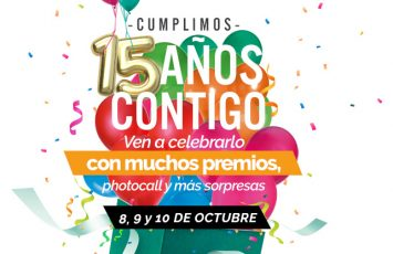 15 Aniversario Málaga Nostrum