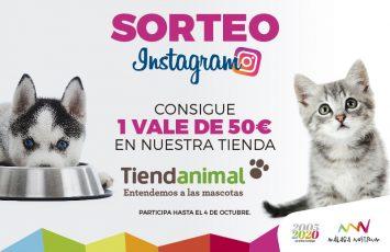 Sorteo Tiendanimal - Málaga Nostrum
