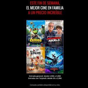 Cine en Familia en Málaga Nostrum