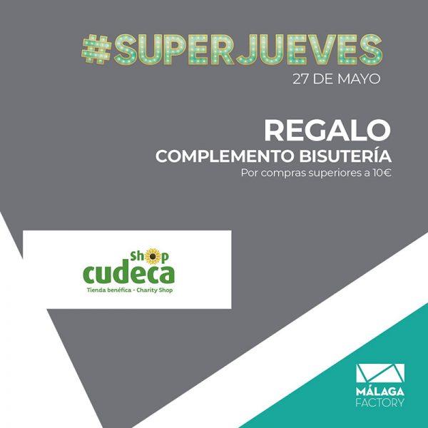 Superjueves - Málaga Nostrum - Cudeca