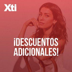 Promoción Descuentos Adicionales XTI